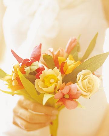 Crepe Bouquet